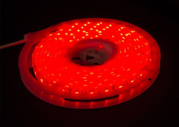 3m red led light strip for 12 arm led only gatearm technologies 3m red led light strip for 12 arm led only mozeypictures Images